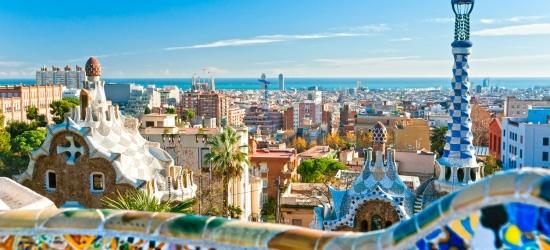 Med cruise inc Valencia & Barcelona stays, 27% off