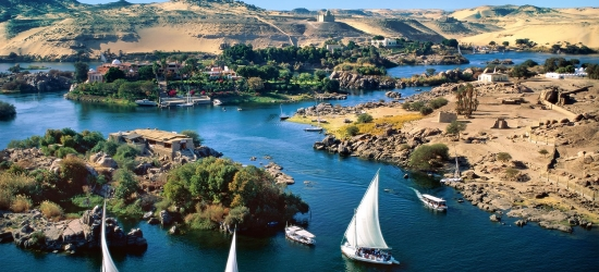 7-night Nile cruise & 3-night Cairo break