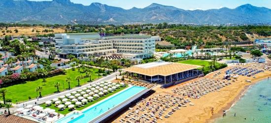 N Cyprus: 5-star beachfront holiday w/room upgrade