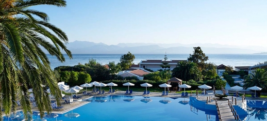 Rhodes: 7-nt all-inclusive escape with room upgrade