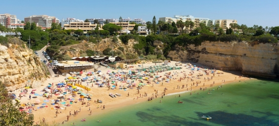 Algarve: deluxe all-inc week with sea view, save 33%