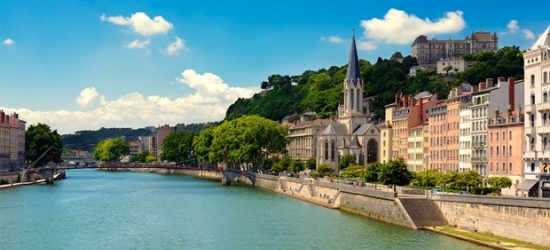 £67 - French stay in the city center of Lyon, with breakfast