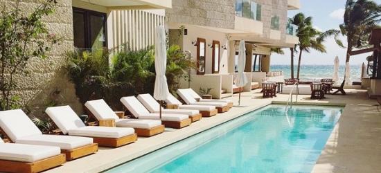 £236-- Top-Rated Riviera Maya Resort w/$100 Credit