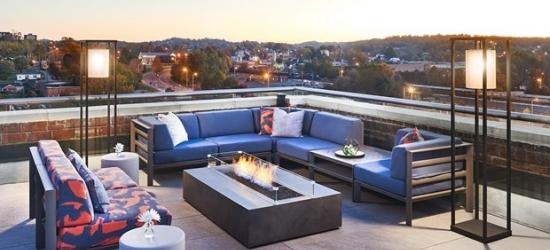 £90& up -- Virginia: BristolBoutique Hotel, 45% Off