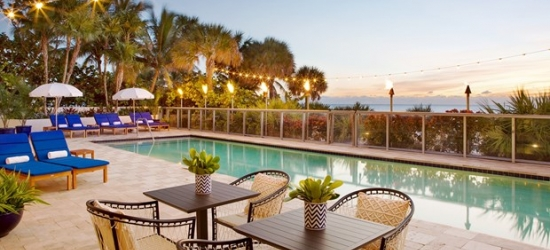 £125 & up -- Chic Suite at South Florida Oceanfront Hotel