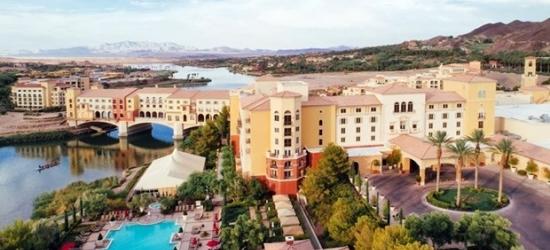 £96 -- Lake Las Vegas 4-Star Hilton; Flights Available