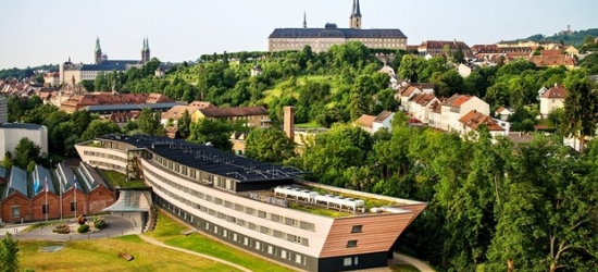 £181 -- Germany: 2-night summer stay in a Unesco World Heritage town, 48% off