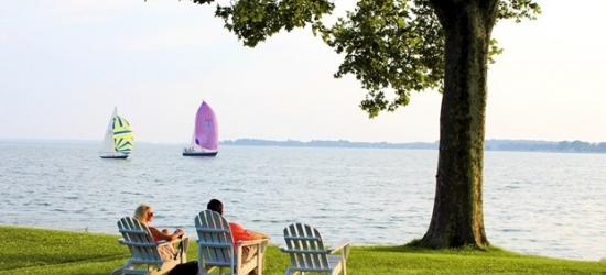 £122-- Maryland: Chesapeake BayAdults-Only B&B, 50% Off