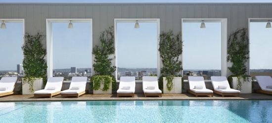 £264 -- LA: Suite at Chic West Hollywood Hotel, $100 Off
