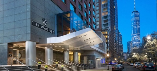 £136 -- NYC in Winter: 5-Star Downtown Hotel w/Perks, 50% Off