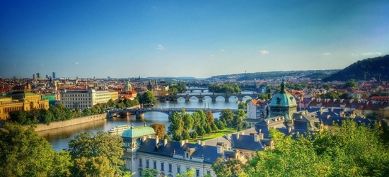 ✈ Prague: Up to 4 Nights at a Choice of 4* Hotels with Breakfast and Flights*
