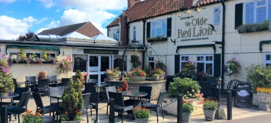 Yorkshire: 1-3 Nights for Two with Breakfast at Ye Olde Red Lion