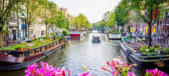 2-3nt 4* or 5* Amsterdam City Stay  - Dates till Mar 2020!
