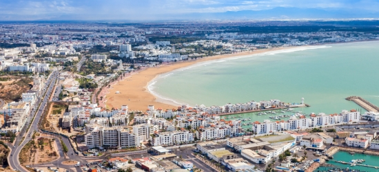 4* or 5* All-Inclusive Agadir Beach Getaway