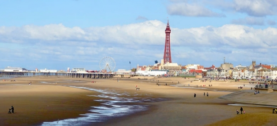 1-2nt Blackpool Stay - Double or Family Room!