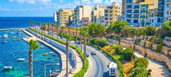 3-5nt 4* All-Inclusive Malta Getaway
