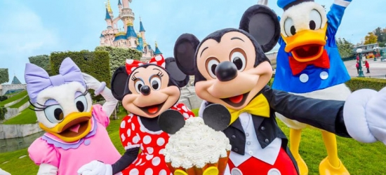 Disneyland Paris  or Eurostar - Optional Park Tickets!