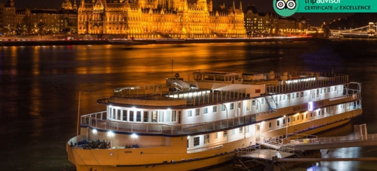 2-3nt Central Budapest Yacht Retreat, Breakfast