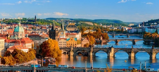 4* or 5* Prague City Escape, Breakfast  - Optional Cruise!