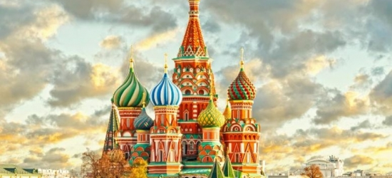 4-6nt Moscow & St Petersburg Stay, Train Transfer