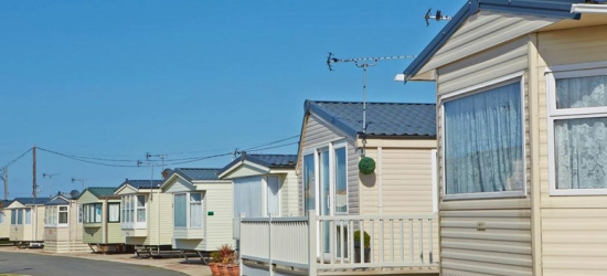 3-7nt Abergele Caravan Break for 2 - Bronze, Silver or Gold Options!