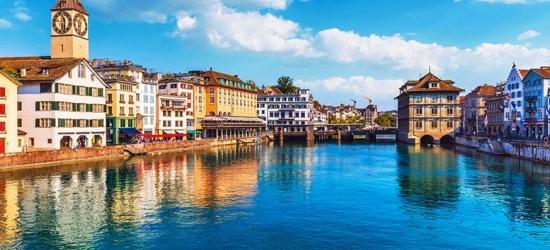 Switzerland Adventure, Glacier Express Train, Steamboat