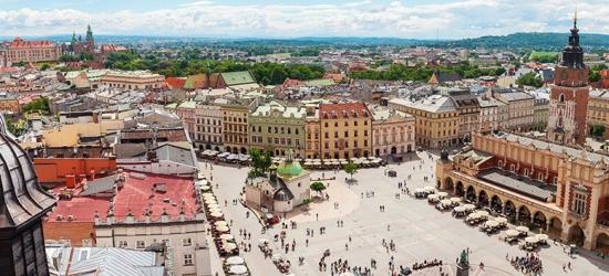 2-4nt 4* Central Krakow City Break, Breakfast