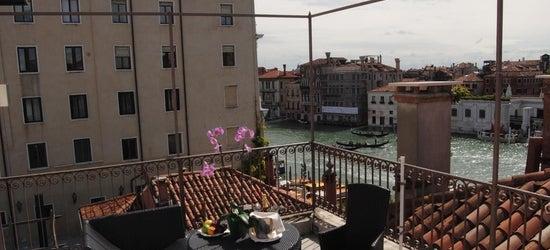 3 nights at the 4* Hotel Dei Dragomanni, Venice, Venetian Riviera