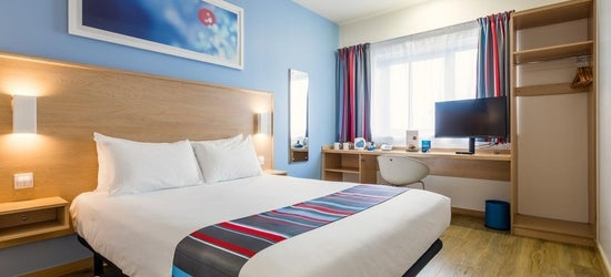 3 nights at the 3* Hotel Travelodge Barcelona Fira, Barcelona, Costa Brava