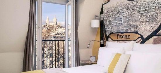 3 nights at the 4* Mercure Paris 9 Pigalle Sacre-Coeur, Paris, Ile de France