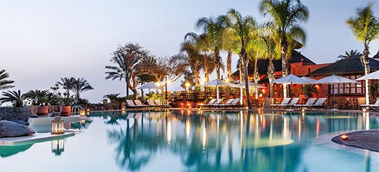 7nt 5* Ritz-Carlton, Tenerife escape in August