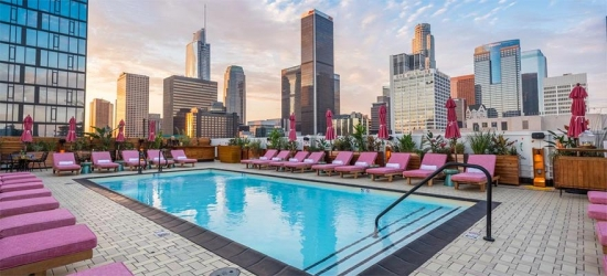5 nights at the 4* Freehand, Los Angeles