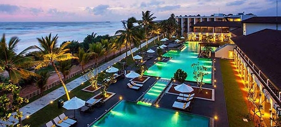 7nt 4* Sri Lanka resort and spa getaway