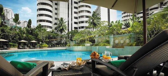 5nt 5* Shangri-La Hotel, Kuala Lumpur