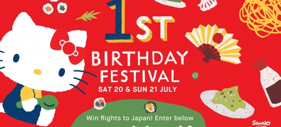 Win a pair of return flights to Tokyo