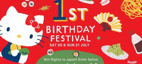 Win a pair of return flights to Tokyo