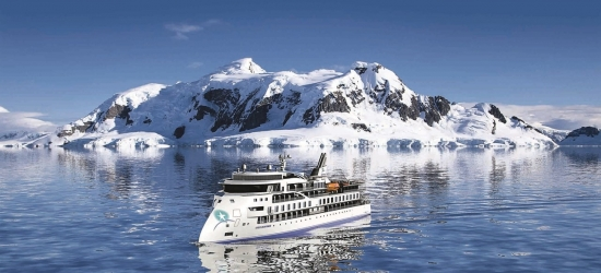 Win an epic voyage for two to Iceland, Jan Mayen and Svalbard, Norway