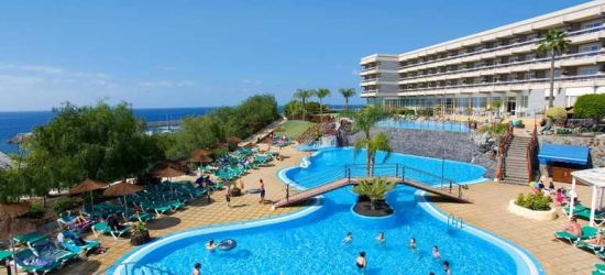 7 nights in Dec at the 4* Hotel Aguamarina Golf, Tenerife