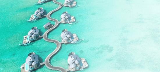 Win a dream water villa holiday in the Maldives