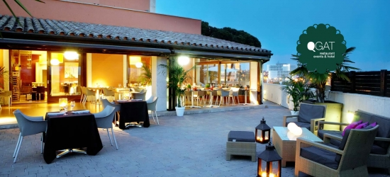 5 nights in Aug at the 4* Qgat Suites & Events, Barcelona