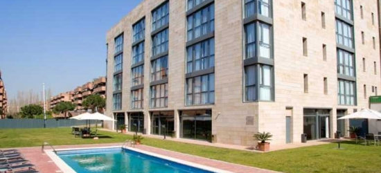 5 nights in Sep at the 3* Nh Cornella, Barcelona