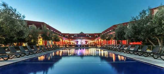 All-inc 5* Morocco week w/aqua-park & spa