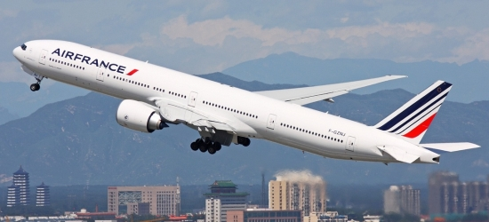 Win return Air France flights to a destination of your choice