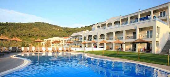 All-inclusive 4* Corfu week