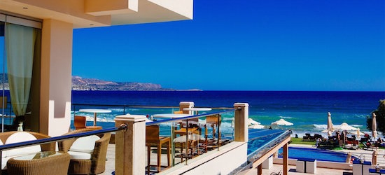 Crete: 5* all-inclusive getaway w/flights