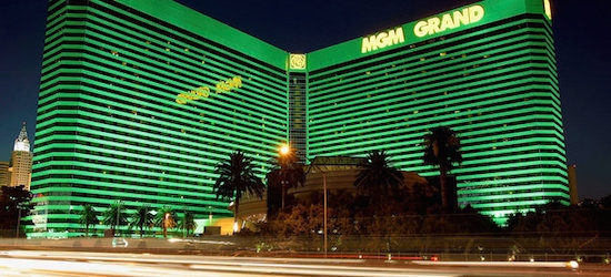 Las Vegas: 5 nights at the MGM Grand w/flights
