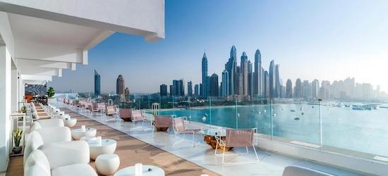 7nt 5* opulent Dubai getaway