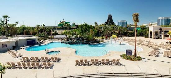 7nt 3* Orlando resort holiday