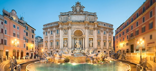 Rome: 4* city escape
