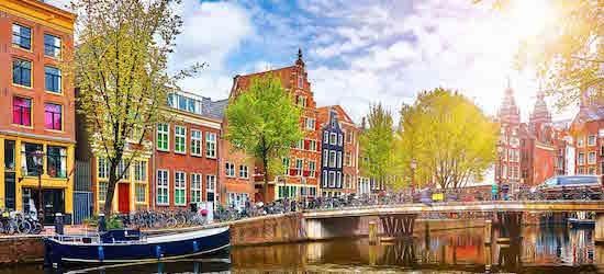 3nt 4* Amsterdam city break
